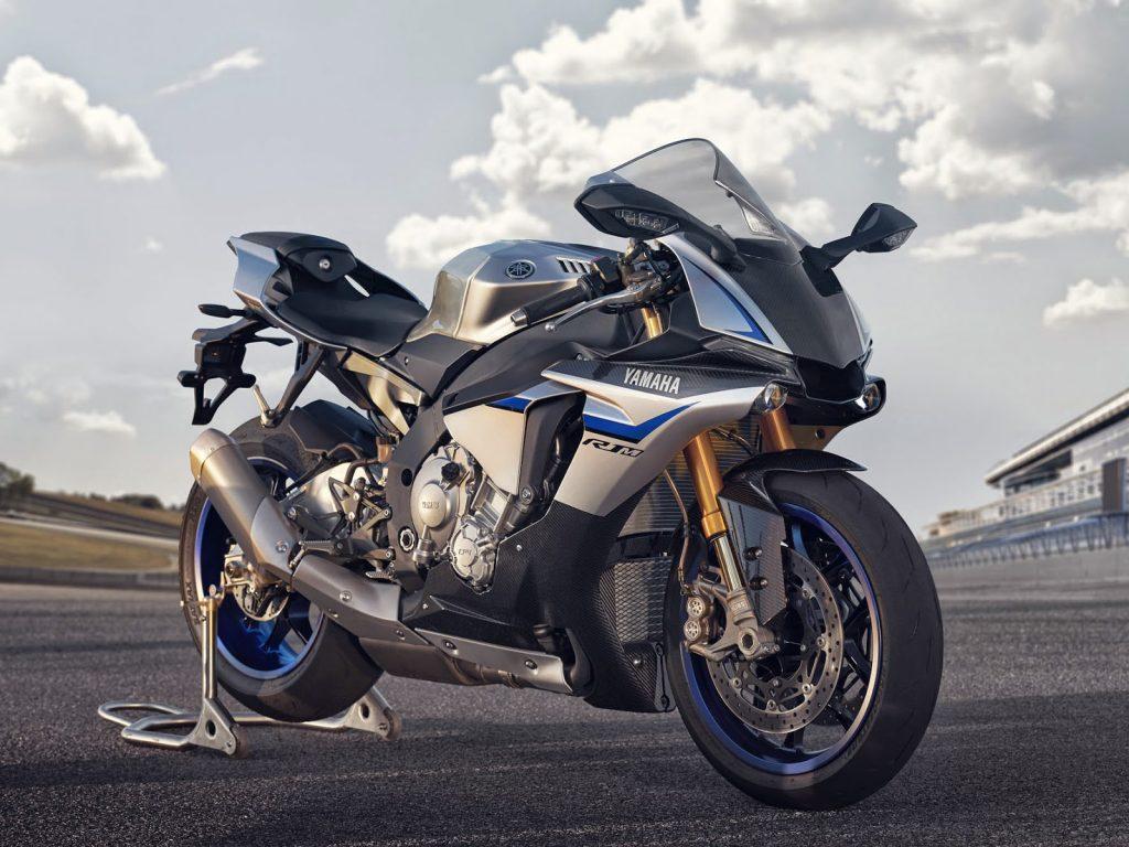 Yamaha R1M esgota antes mesmo de lançamento!