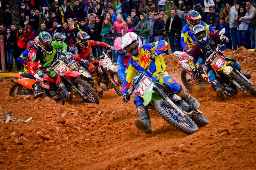 Cascavel recebe nos dias 11 e 12 de abril, a abertura do Campeonato Paranaense de Motocross