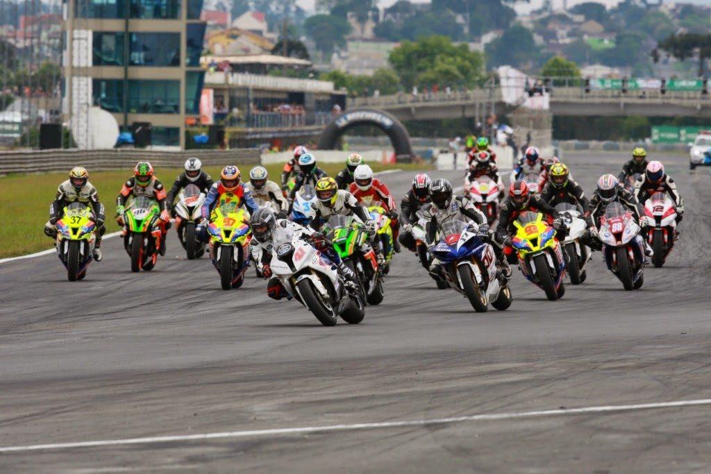 Primeira etapa do Campeonato Brasileiro de Motovelocidade terá suas corridas neste domingo no Autódromo Internacional de Curitiba