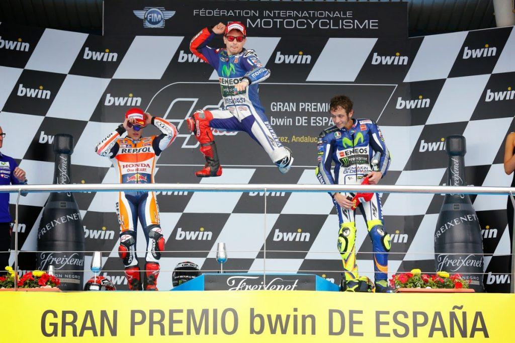 E Lorenzo volta a vencer! O espanhol domina final de semana e vence em Jerez