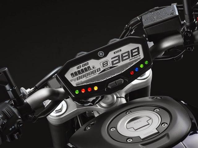 MT-07 é nova menina dos olhos da Yamaha