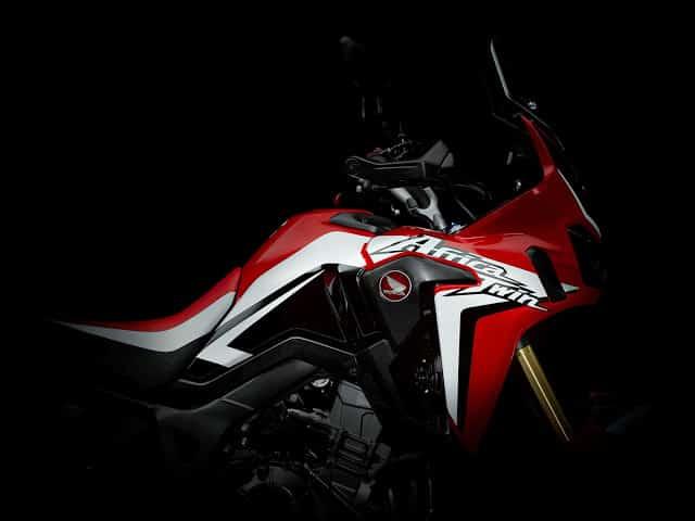 Honda anuncia o lançamento da CRF 1000L Africa Twin