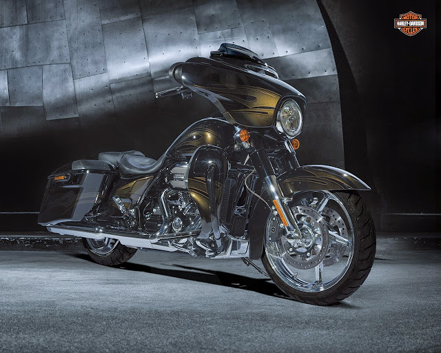 Harley-Davidson faz recall de 741 motocicletas no Brasil