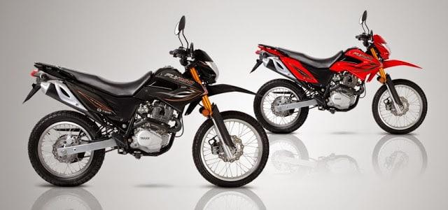 Traxx Motos anuncia novos modelos para o segundo semestre