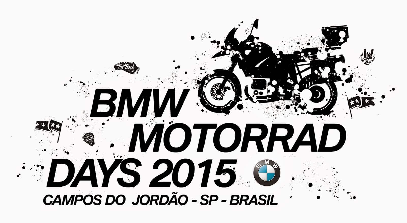 Campos do Jordão recebe BMW Motorrad Days 2015