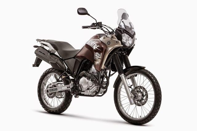 Yamaha Ténéré 250 2016 - Motor flex e preço a partir de R$ 15 mil!