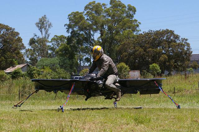 """Exército americano irá desenvolver suas próprias """"motos voadoras"""""""