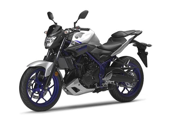 Depois da Yamaha R3, chegou a MT-03 com motor de 321cc