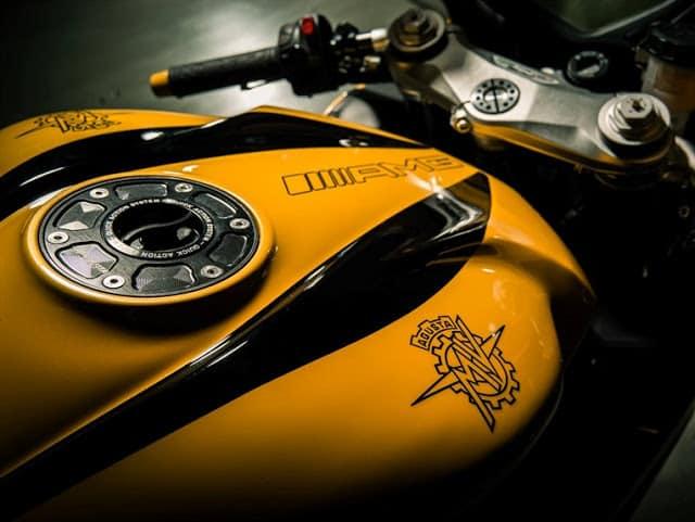 MV Agusta F3 800: inspirada no Mercedes-AMG GT