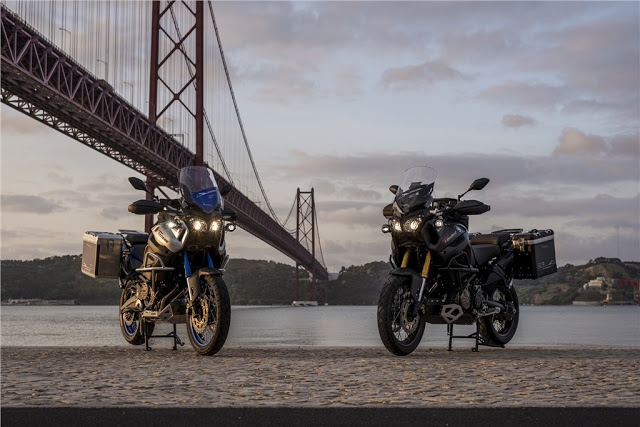 Super Tenere Adventure Destination by Touratech Portugual