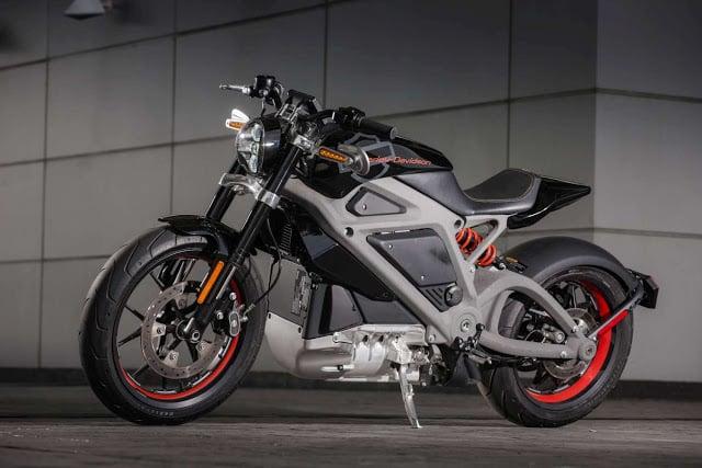 Harley-Davidson traz moto elétrica ao Brasil para teste no Salão Duas Rodas