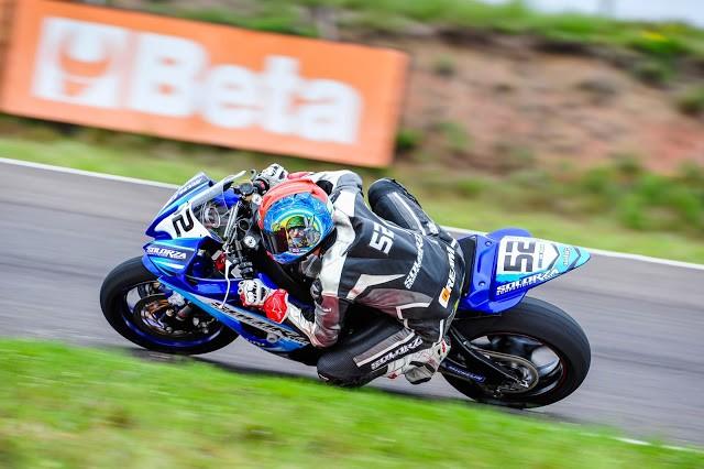 Matthieu Lussiana vence e garante o Bicampeonato do Moto 1000 GP