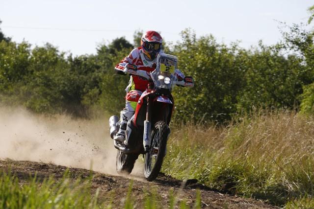 Rally Dakar 2016 - 1ª etapa e Prólogo - Motos: Barreda e Faria são os mais rápidos