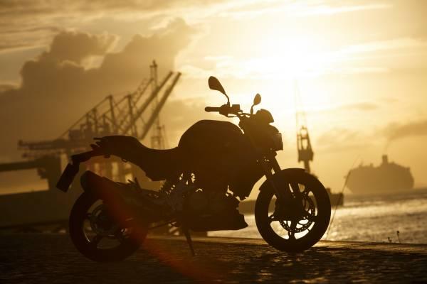 BMW Concept Stunt G 310 é destaque de exposição itinerante pelo Brasil
