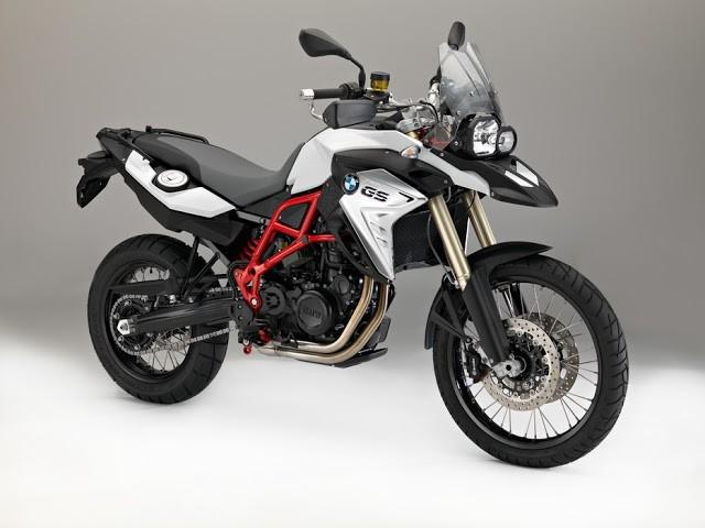 BMW Motorrad apresenta a nova BMW F 800 GS
