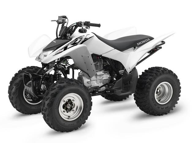 Honda Americana lança uma série especial de Quadriciclos para trabalho ou diversão.