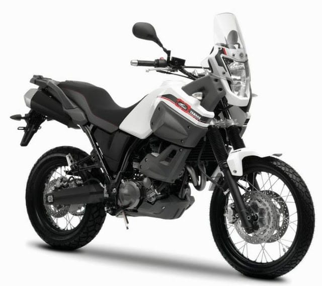 Ténéré XT660Z: Yamaha encerra a produção na Europa.