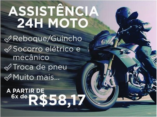 Seguro Moto 24 horas