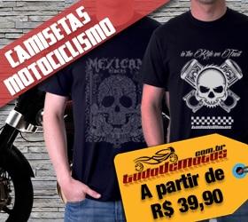Camisetas Motociclismo