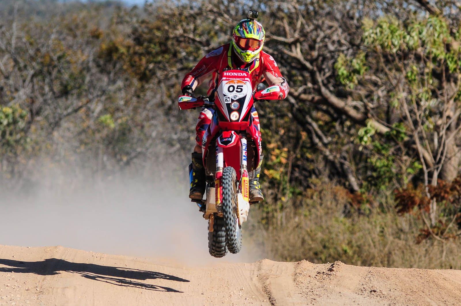 Gregorio Caselani é o atual campeão do Rally dos Sertões. Foto: Doni Castilho/Vipcomm