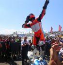 SuperBike Brasil em Curitiba: Pierluigi faz corrida impecável e vence