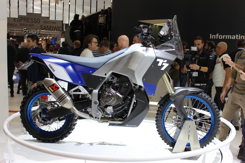 Yamaha T7 - Conceito