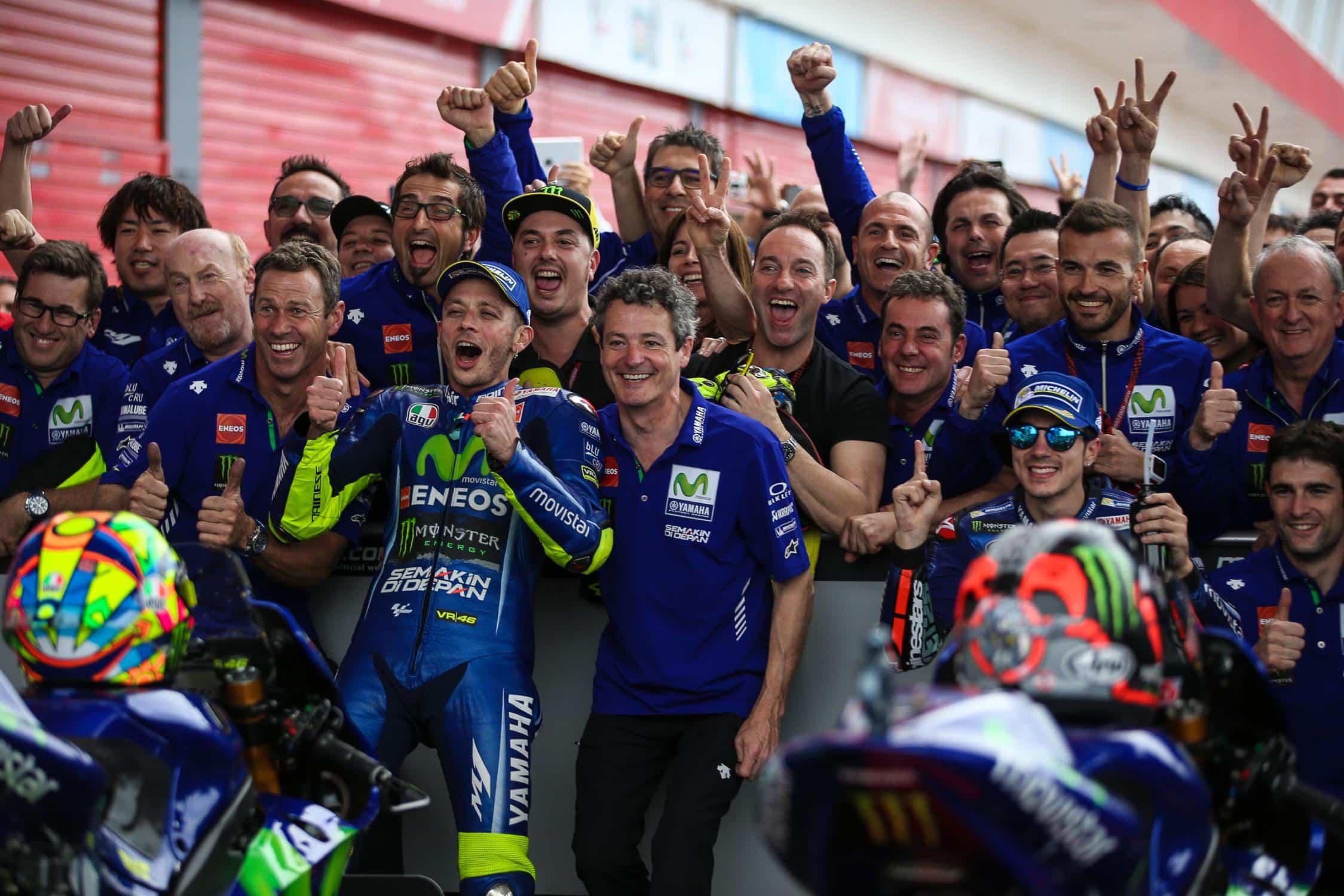 Viñales vence GP da Argentina e segue líder do MotoGP