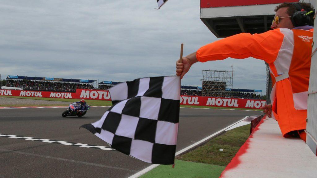 Maverick Viñales vence o MotoGP na Argentina - Foto MotoGP