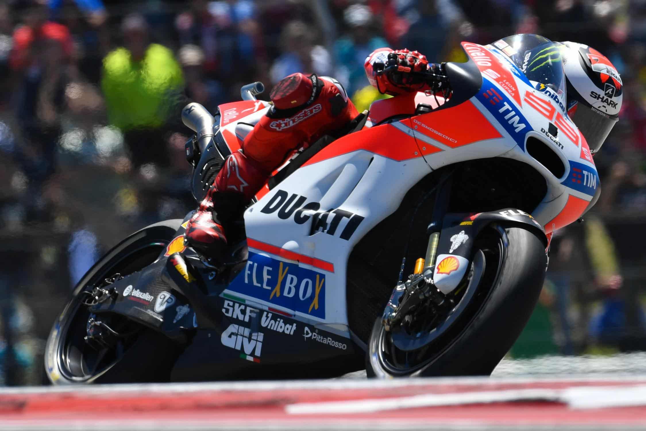 Jorge Lorenzo não vai correr do GP do Japão - Foto: MotoGP