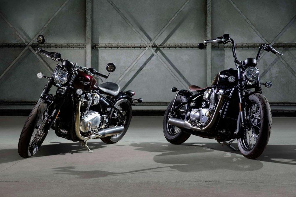 Triumph Bobber Bonneville deve chegar nos próximos meses