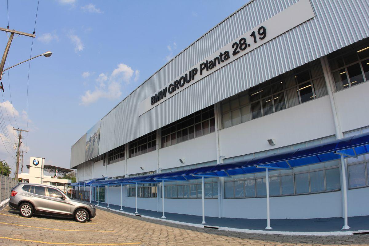 Fábrica da BMW em Manaus