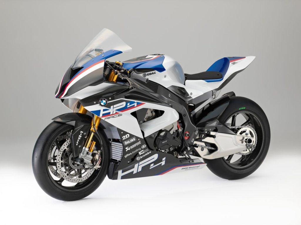 BMW Motorrad: Superesportiva HP4 RACE será vendida no Brasil