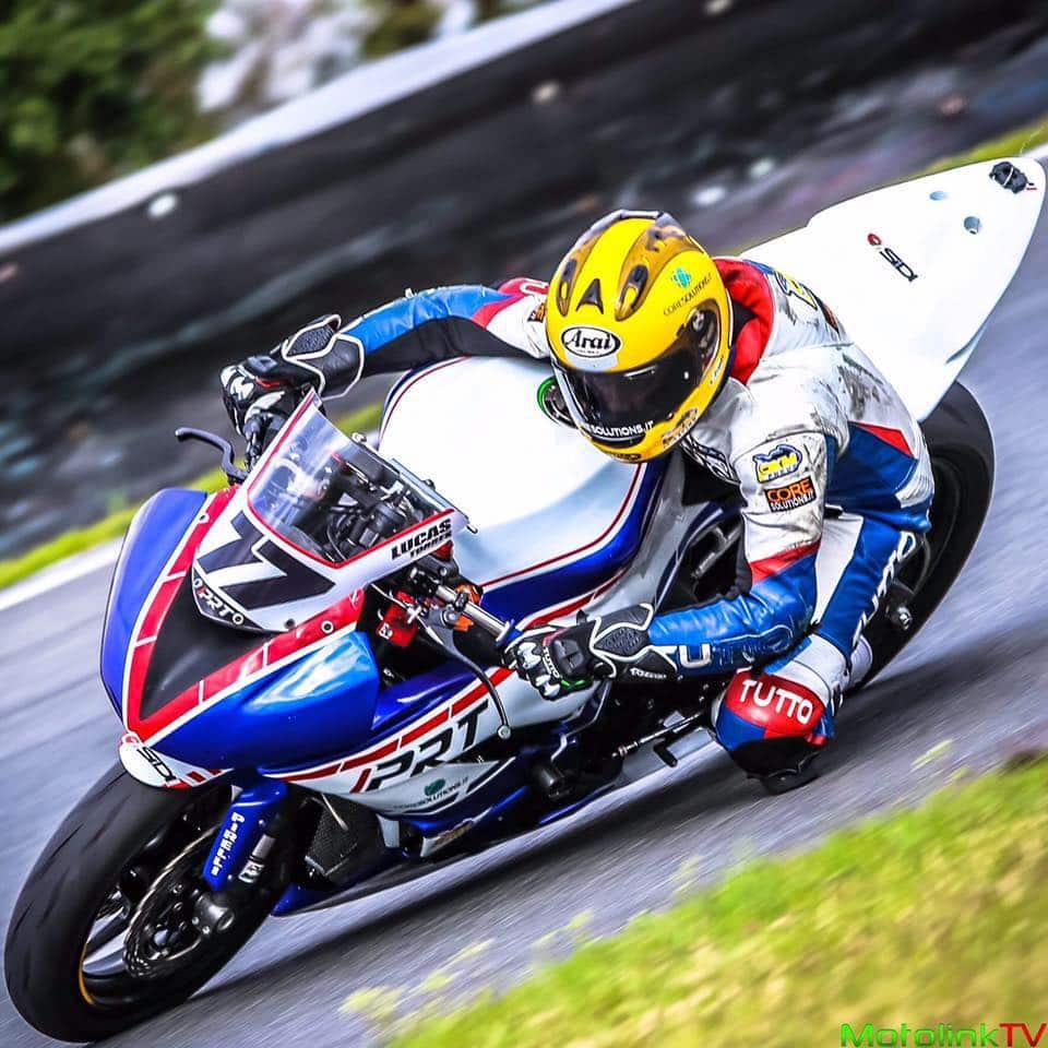 Piloto Lucas Torres, da PKM Racing está fora da etapa de Curitiba - Foto: Rede Social do Piloto