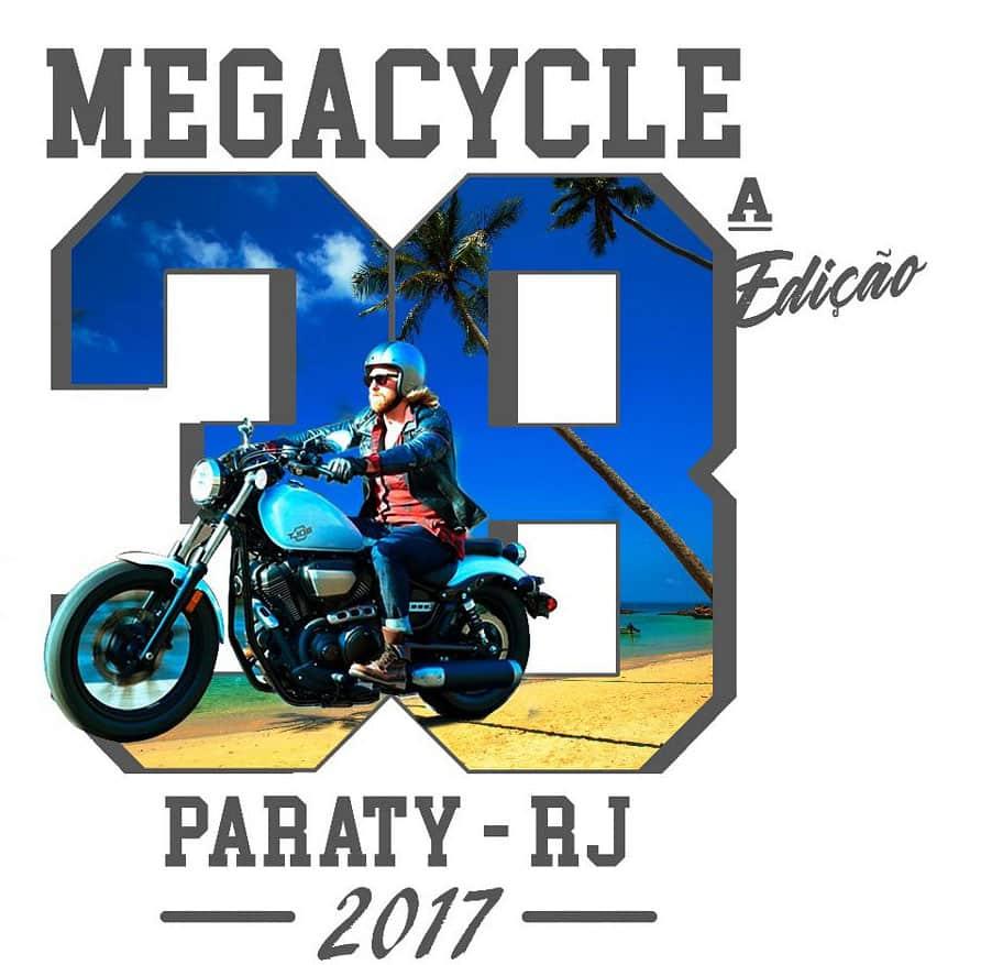MEGACYCLE, pela primeira vez em Paraty, é uma ótima opção de passeio