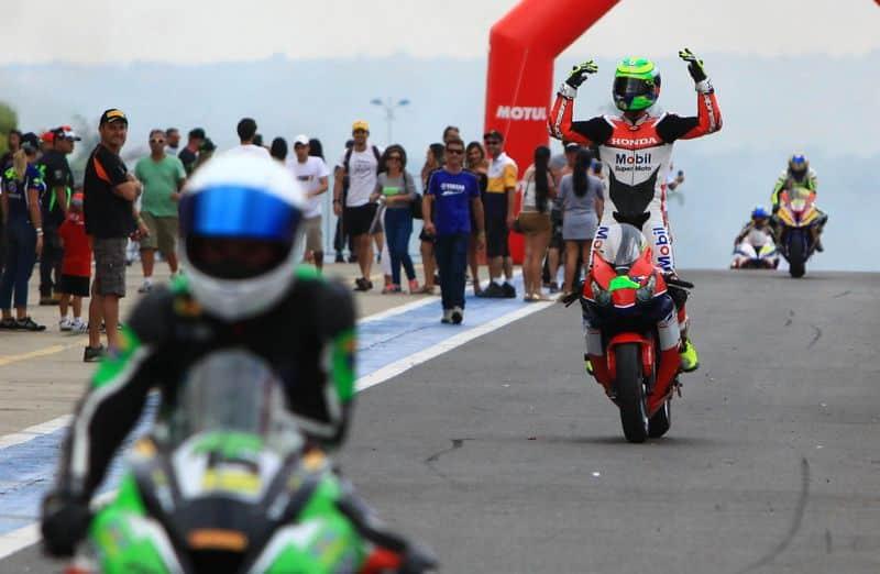 Brasil volta ao Mundial de Motovelocidade neste domingo na Espanha