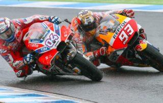 MotoGP: emoções embaixo d'água no Grande Prêmio do Japão