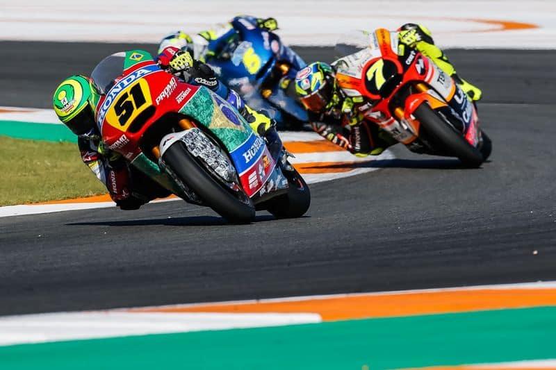 Eric Granado na Moto2 - Foto: Agência PhotoClick