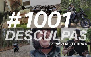 """BMW lança projeto """"1.001 Desculpas"""" para inspirar motociclistas"""