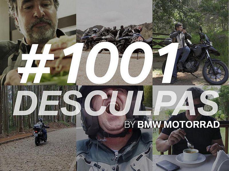 """BMW lança projeto """"1.001 Desculpas"""""""