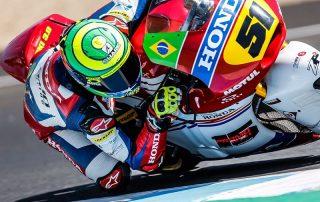 Brasileiro corre neste domingo (12), como wild card, em Valência, Espanha