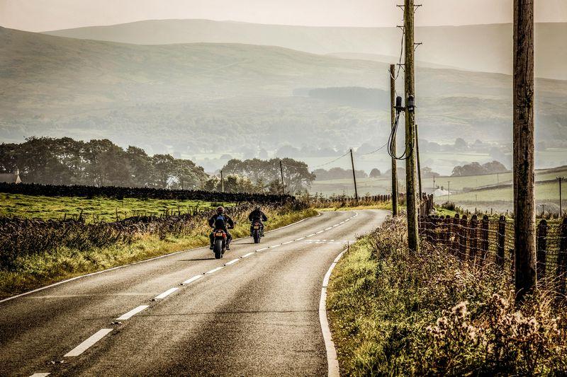 Motocicleta compartilhada. Imagens ilustrativas | Pixabay