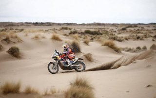 Rally Dakar 2019: KTM é a equipe a ser batida entre as motos