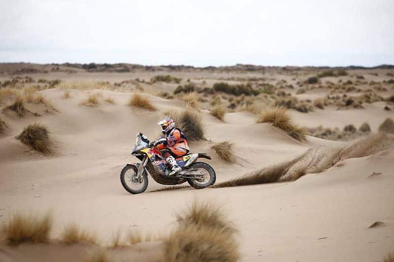 Reinaldo Varela e Gustavo Gugelmin iniciam Rally Dakar em oitavo