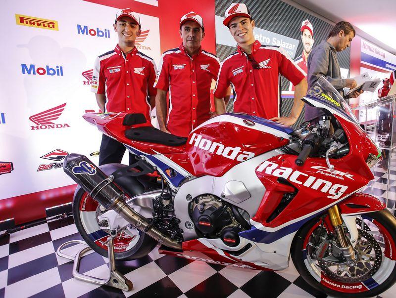 Honda Racing anuncia equipes e patrocínios para a temporada 2018