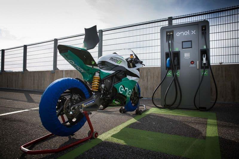 MotoGP oficializa o Mundial das Elétricas para 2019