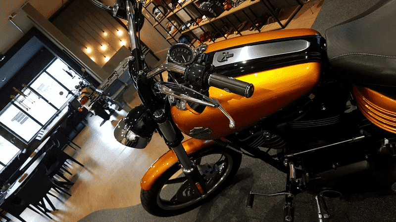 Legendary Motors customiza Harley-Davidson