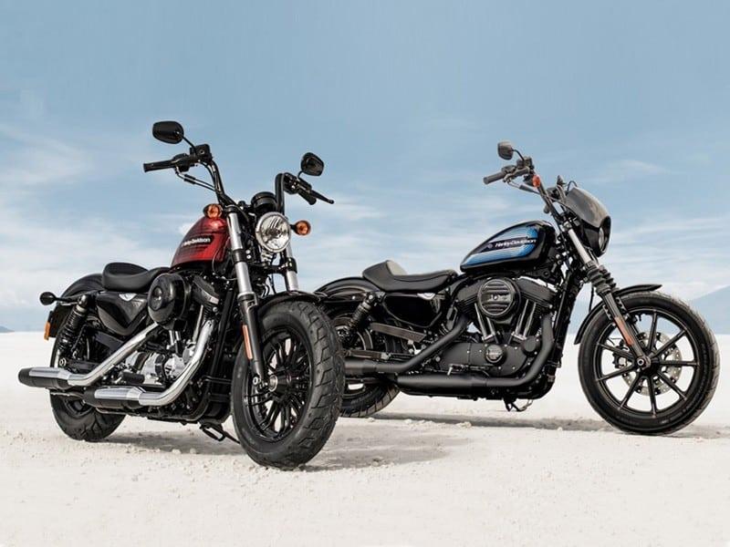 Harley-Davidson apresenta a Iron 1200 e Forty-Eight Special nos EUA