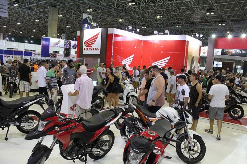 """Salão Moto Brasil 2018 vai acontecer no mês da campanha """"Maio Amarelo"""""""