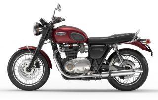 "Pelo segundo ano consecutivo, Bonneville T120 é eleita a melhor ""Motocicleta Clássica"""