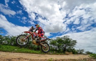 Rally RN 1500: Gregorio Caselani vence última etapa e fatura o bicampeonato